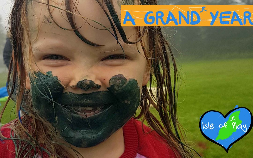 A Grand Year – a fundraiser you can do!!